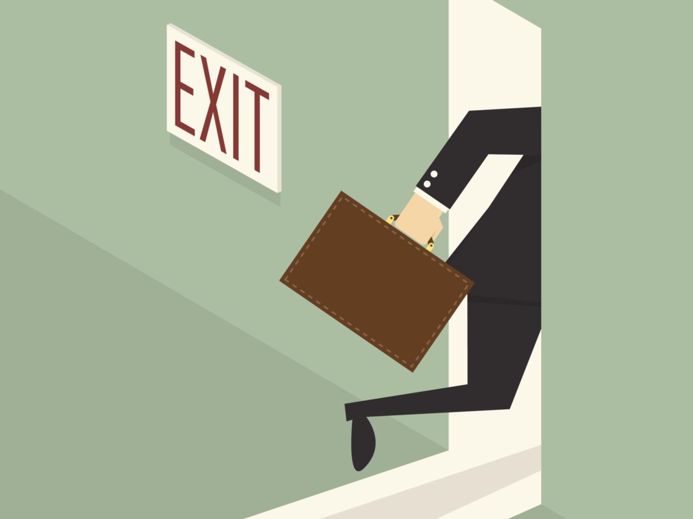exit startup tapwage