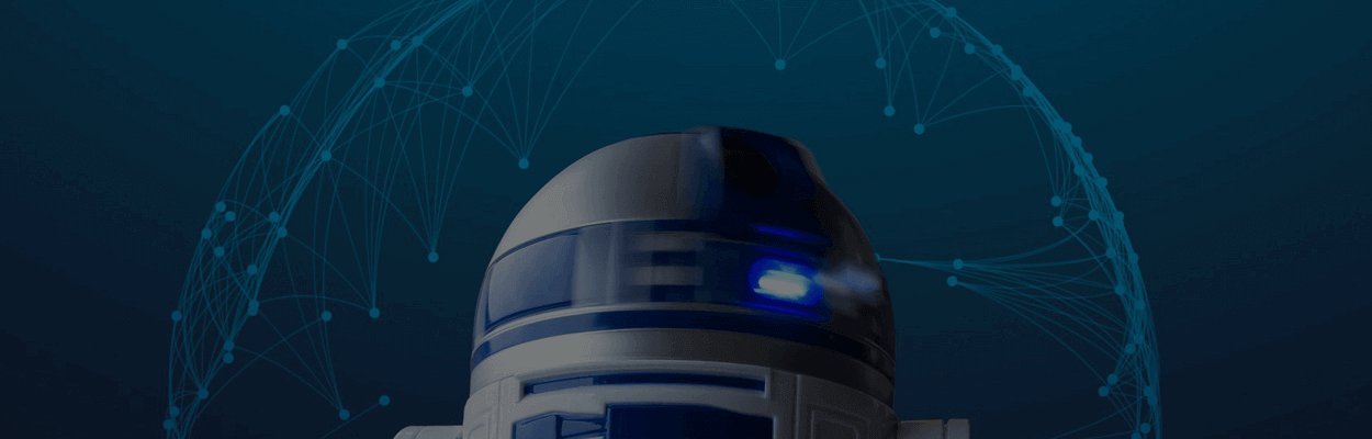 Finding R2-D2