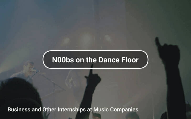 Business and Other Internships at Music Companies   Tapwage