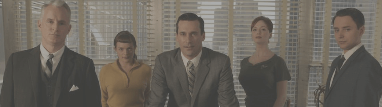 Don Draper with Benefits
